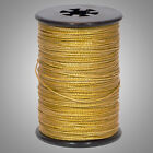 """Gold BCY Halo .014"""" Braided Spectra Serving Material Spool Bow String"""