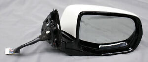 OEM Acura MDX Right Passenger Side Exterior Mirror Scratches Marks