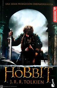 El Hobbit J R R Tolkien (Español)