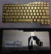 CLAVIER QWERTY DANOIS Dell 120L H264 KFRMB2 0UD415 UD415 Noir/Black