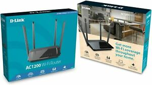 D-Link AC1200 Wi-Fi Router DIR-842 Dual Band Gigabit MU-MIMO