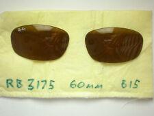 Ray Ban RB3175 vol lentilles nouveau marron B-15 60 mm Lunettes de soleil Predator