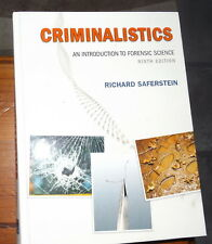 Criminalistics: An Introduction to Forensic Science: College Edition by Richa...