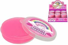 UNICORN POO Putty Pink Slime Girls Party Bag Filler Gift Toy JOB LOT