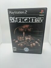 Def Jam: Fight for NY (PlayStation 2, 2004) PS2, no manual, tested working