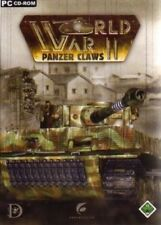 WORLD WAR II PANZER CLAWS 2 Command and Conquer *** NEU