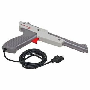 Nes OEM Zapper für Nintendo Fernbedienung Vintage Licht Waffe NES-005 Sehr Gut
