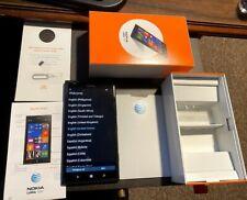 Great Used Shape! Nokia Lumia 1520 - 16GB - Matte Black (AT&T) Smartphone