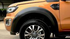 "Fender Flare Wheel Arch Matte Black 6"" Fit Ford Ranger Wildtrak PX3 2018-2020"