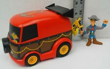 Scooby-Doo Pirate Themed Mystery Machine & Fred figure