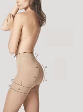 Fiore Total-Slim Tights 20 Denier Tum-Bum-Thigh Shaping Body Care + Silver Fresh