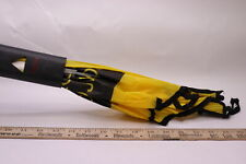 Tripod Caution Wet Floor Sign Black Amp Yellow 32 With Case