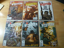 All Star Western #1-#6 DC Comics New 52 Jonah Hex All First Prints High Grade