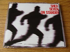CD Single: Shed Seven : On Standby