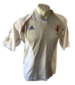 Maglia calcio Adidas Japan Football shirt away 2002 Jersey Giappone Taglia L