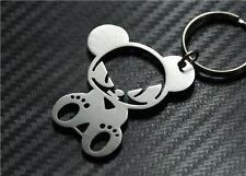 EVIL CRAZY PANDA Keyring keychain Schlüsselanhänger porte-clés AUDI JDM DRIFT GT