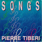 """7"""" 45 TOURS FRANCE PIERRE TIBERI """"Songs / If You're Alone Tonight"""" 1986"""