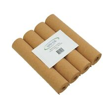 More details for high density cork roll / sheet - 4 rolls - 915mm x 305 mm - 3 mm thick