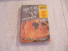 "VVAA ""Metal Mania Stripped Across America Live"" 2005 DVD Acoustic Winger Great W"