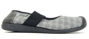 New Keen Sienna MJ Womens Houndstooth Rugged Slip On Walking Shoes US 7 EU 37.5