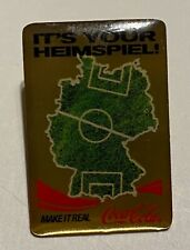 GERMANY 2006 WORLD CUP SOCCER - COCA COLA SPONSOR PIN