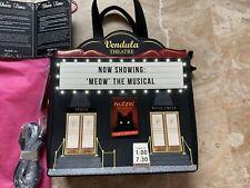 Grand Sac Vendula London Theatre Avec Leds Neuf Etiquete