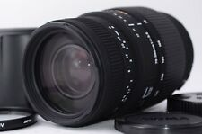 Mint- Sigma 70-300mm f/4-5.6 DG Macro Lens for Canon EOS Digital SLR Camera #19