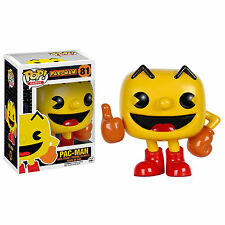 Funko Pac-Man POP Pac-Man Vinyl Figure NEW Toys Video Game Collectibles