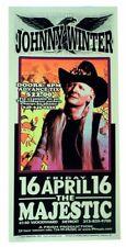 Mark Arminski - 1999 - Johnny Winter Concert Poster