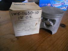 NOS 1979 Yamaha IT250 Piston (1ST O/S) 1W5-11630-10