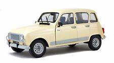 Renault 4L GTL Beige 1976 1/18 -S1800101 SOLIDO