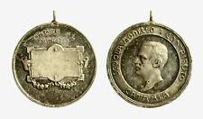 pcc2127_20) Vittorio Emanuele III (1900-1943) - Medaglia Onore al Merito CATANIA