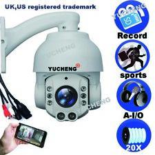 20X Optical Zoom HD 1080P 2MP Outdoor PTZ IP Camera SONY CMOS IR-Cut 150M ONVIF