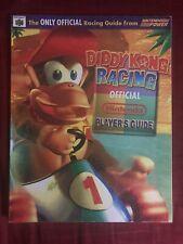 Offizieller Original Diddy Kong Racing Nintendo Spieleberater Guide