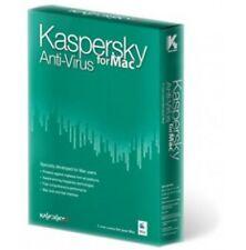 Kaspersky Anti Virus for MAC CD NEU