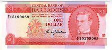 **   BARBADE     1  dollar   1973   p-29a    UNC   **