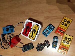 Scalextric lot voiture jouef hornby scx transfo roues
