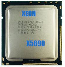 Intel Xeon X5690 CPU Processor 3.46GHz 12MB L2 Cache Six Core server CPU RL1US