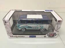 M2 Machines 1960 VW MICROBUS Surf Van Model CHASE Limited 500 Pieces Worldwide