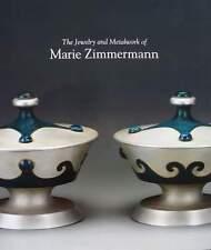 LIVRE/BOOK : MARIE ZIMMERMANN - ART DECO BIJOUX, OBJETS MÉTAL (jewelry,metalwork