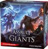 Dungeons & Dragons Assault of the Giants Board Game Standard Edition D&D WizKids