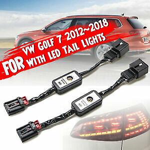 Clignotants feux arrière module dynamiques avec indicateur LED VW GOLF 7 GTI GTD