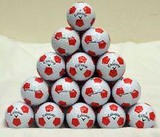 36 Callaway Chrome Soft Red Truvis 5A Golf Balls