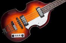Hofner Ignition Series Violin Beatle Bass Sunburst With Case