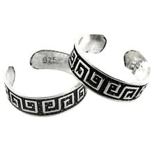 Indian Handmade Fine Jewelry Sr46 Solid 925 Sterling Silver Toe Ring