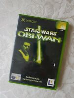 Microsoft XBOX 360 Star Wars Obi-Wan Computer Game No Instructions