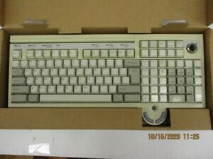 Used, IBM, 41K6951, Keyboard with Integrated Mouse
