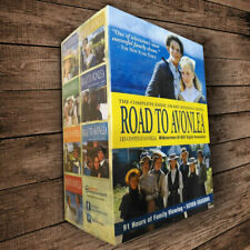 Road To Avonlea: The Complete Series Seasons 1-7 DVD Box Sets (28 Discs) NEW