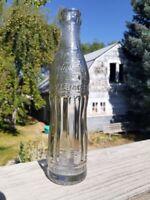 Early Soda Bottle Benedeck's Carbonated Beverage Glenwood Springs Colorado