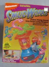 Rare Used Nickelodeon Smud Works Smud 13470 Mattel 1995 Activity Set